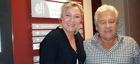 harold et Le Pen