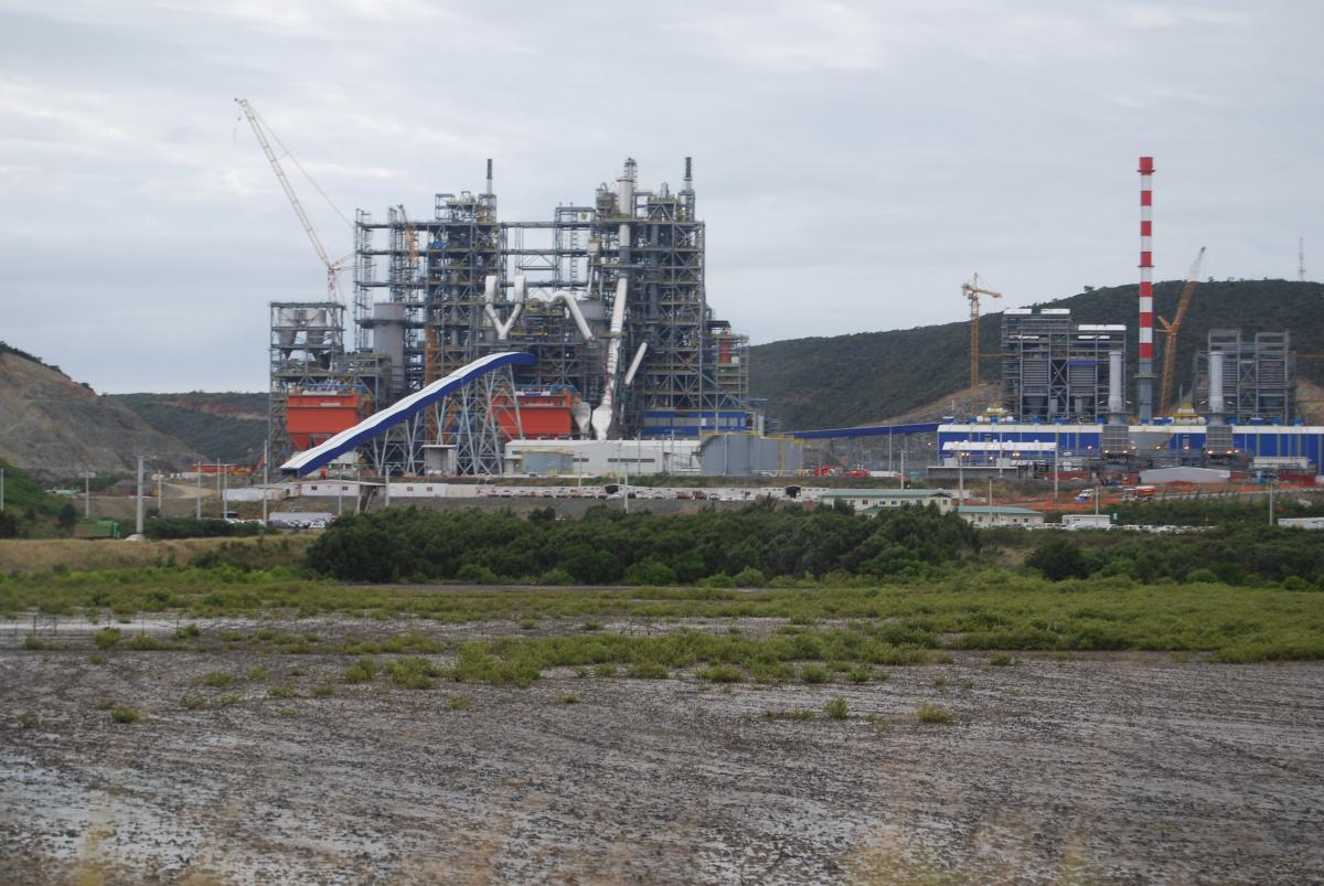 usine Vavouto