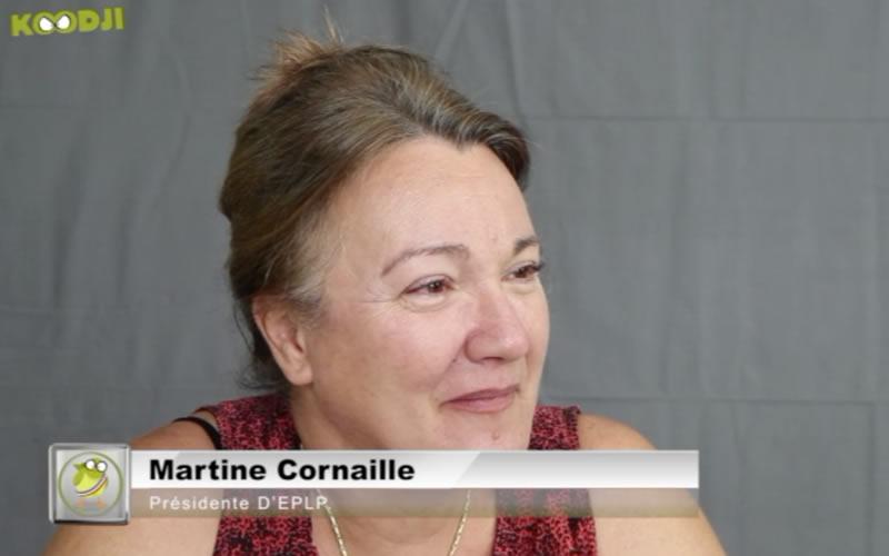 Martine Cornaille