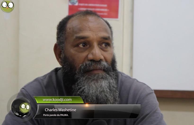 Charles Washetine